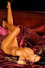 Janine Habeck Sexy Brunette Babe Gets Naked 6 15