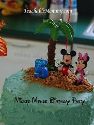 Mickey Mouse Clubhouse 2nd Birthday Invitations Mickey Mouse Clubhouse Luau Birthday Party With Ashley And