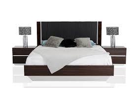 Luxor Bedroom Furniture Modrest Luxor Italian Modern Ebony Lacquer Bedroom Set Star