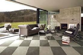 wall tiles design for living room this practical and stylish modern living room features sandstone effect