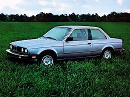 BMW 3 Series Coupe (E30) specs - 1982, 1983, 1984, 1985, 1986 ...