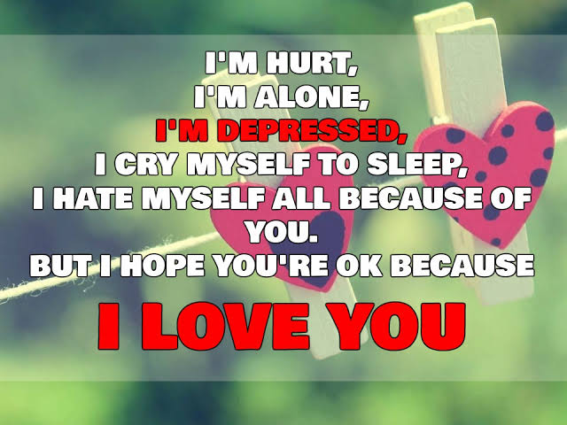 sad heart touching pictures of love