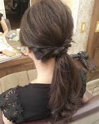 スーツに似合う女性の髪型12選入学式やビジネスに合うヘアアレンジは