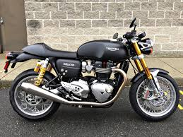 new 2017 triumph thruxton 1200 r motorcycles in enfield ct