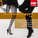 Menuhin & Grappelli Play ... Gershwin, Berlin, Kern, Porter, Rodgers & Hart and Others