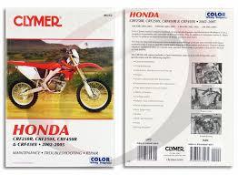 2004 2005 honda crf250x repair manual clymer m352 service shop 2004 2005 honda crf250x repair manual clymer m352 service shop garage