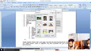 Microsoft Word 2007 All Tutorial Exercises In Nepali Language Youtube