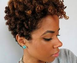 options for short natural hairstyles