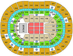 Moda Center Hockey Seating Chart 53 Abundant Rose Garden Theater Clouds Seating Chart
