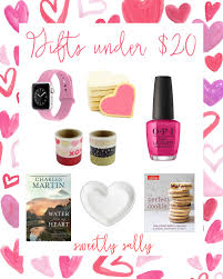 gift ideas for friends under 20 14 days of valentine s day