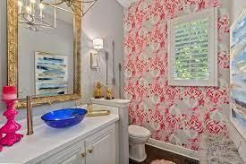 Pink + Gray Bathroom! - Jennifer ...