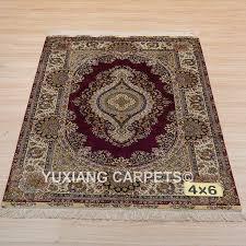 10 best YuXiang 9X12 ft 260line 470kpsi persian carpet handmade