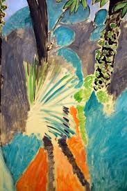 henri matisse palm leaf tangier at national art gallery washington dc my all time favorite piece