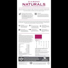 Nature S Domain Puppy Food Feeding Chart Large Breed Puppy Lamb Rice Formula
