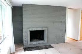grey brick fireplace top paint fireplace on painting brick fireplace ideas grey painting brick fireplace ideas