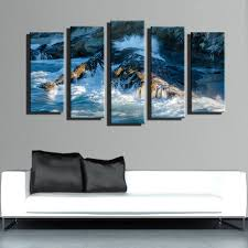 Modern Art Paintings For Living Room California Wall Art Promotion Shop For Promotional California Wall