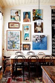 Eclectic Rustic Decor Dining Room Eclectic With French Country