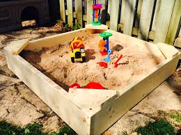 image of 2moms2dogs2babies diy sandbox regarding sandbox diy how to build sandbox diy