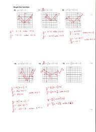 inspiration algebra 2 quadratic equations graphing for worksheet algebra ii worksheets mytourvn worksheet study site