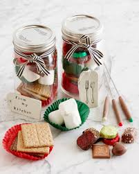 last minute holiday gift s mores kit