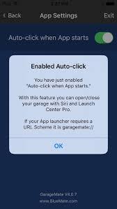 garage door appGarageMate Garage Door Remote on the App Store