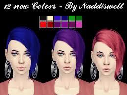 Naddiswelt's Retexture Hair V13 Roxanne Hair - mesh needed