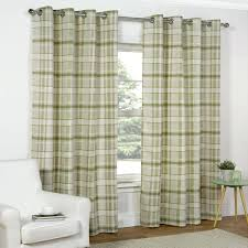 smlf plaid a home tartan plaid shower curtain