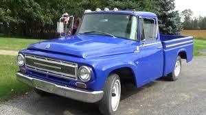 1967 International Harvester Pick Up Truck - YouTube