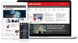 Tsx Globe And Mail Chart Markets The Globe And Mail