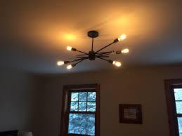 elk 66911 6 xenia 6 light chandelier in oil rubbed bronze