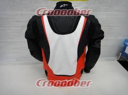 alpinestars alpine star jaws leather jacket size usa 42 eu 52 leather jackets croooober