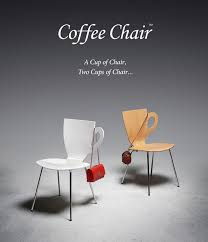 coffee cup shaped chairs. Wonderful Shaped The Coffee Chair Designed By  To Cup Shaped Chairs I