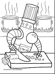 rescue bots coloring pages robot free printable page for boulder