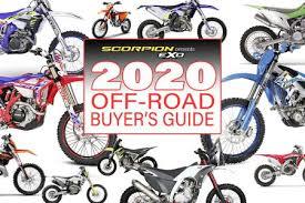 2020 Off Road Bike Buyers Guide Dirt Bike Magazine