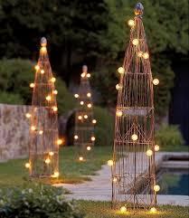creative designs in lighting. Garden-lighting-ideas-6 Creative Designs In Lighting