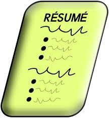First Resume Teen Job Section