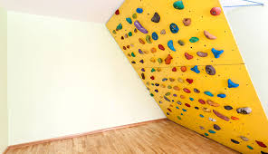 diy climbing wall how to build a