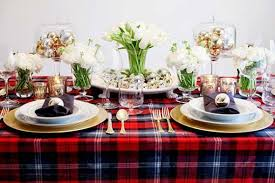 table decorations for christmas. christmas table decorations ideas easy for s