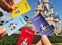 Disneyland Paris privilege tickets ...