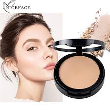 2017 new dark skin contour powder brand cosmetics long lasting oil control brighten face whitening pressed powder makeup makeup makeup sles from