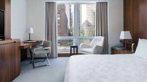 New York 2 Bedroom Suites 5 Star Luxury Hotel Rooms Accommodation Nyc Langham Place New