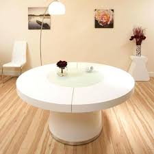 white gloss round extending dining table innovative large white dining room table large round white gloss