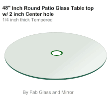replacement glass tables tops at most