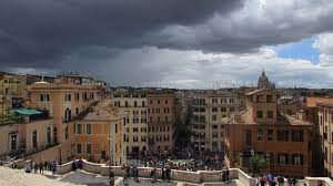 dragonfly tours italy rome thunderstorm