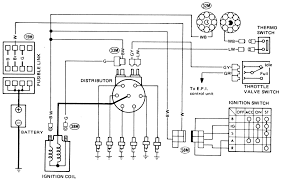 repair guides engine electrical electronic ignition system 6 ignition wiring schematic 1983 84 810 maxima models