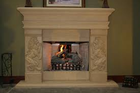 decorations high stone fireplaces mantels up to ceiling for complete modern