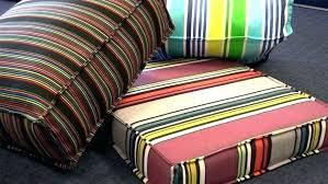 S Outdoor Deep Seat Cushion Slipcovers  Replacing Patio Furniture Cushions