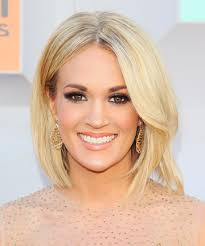 look of the day carrie underwood at the academy of country awards