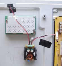 vizio tv repair parts. vizio e420vse tv picture / led backlight repair tv parts