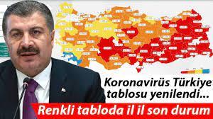 Son Dakika...11 Temmuz Koronavirüs Türkiye tablosunda son durum: Corona  virüs vaka, iyileşen, hasta ve vefat sayısında azalış... İllere göre coronavirüs  tablosu